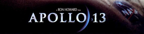 Título do filme 'Apollo 13'